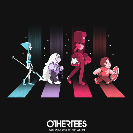 OtherTees: Crystal Road