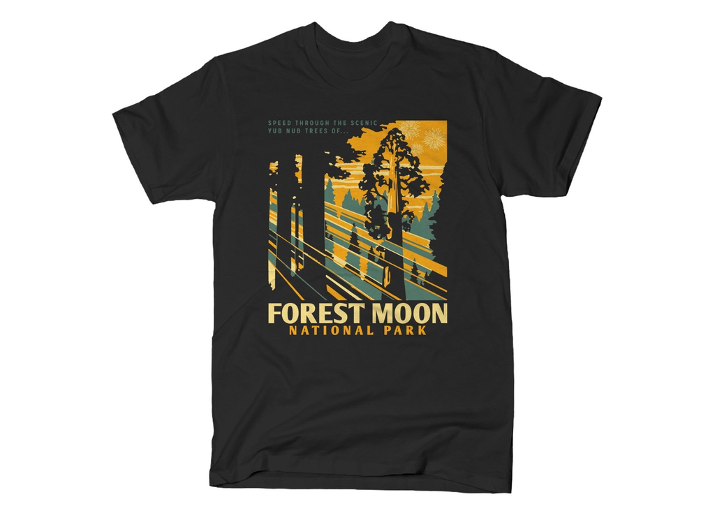 SnorgTees: Forest Moon National Park