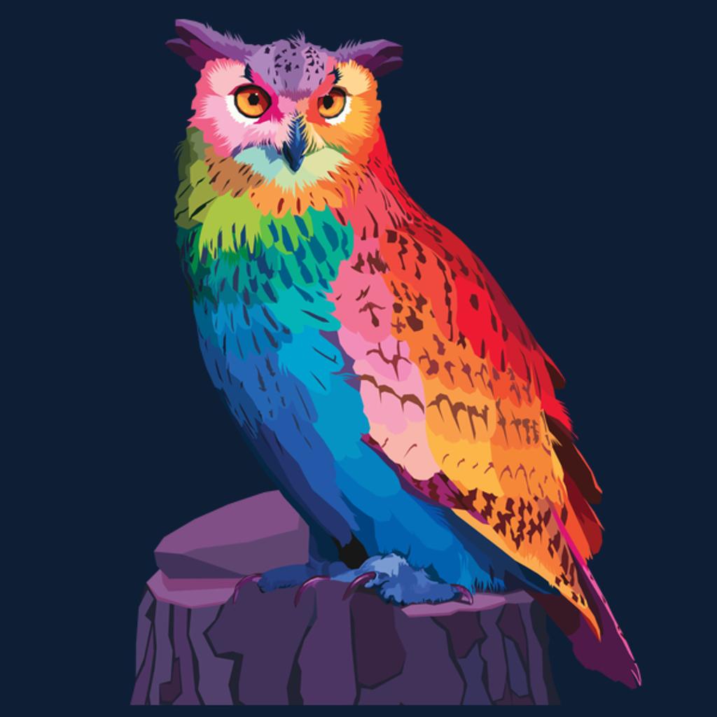 NeatoShop: Technicolor Night Owl