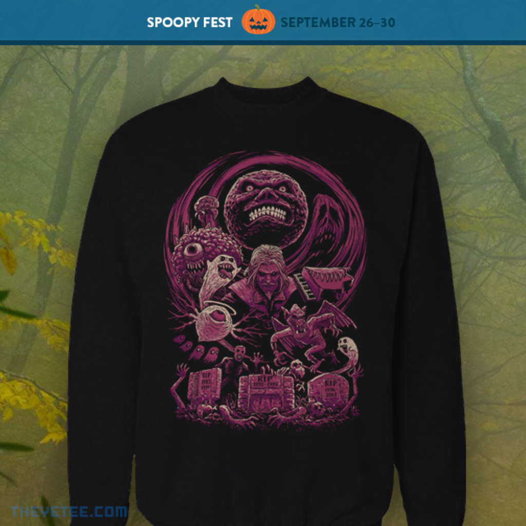 The Yetee: RIP - Rest In Pixels