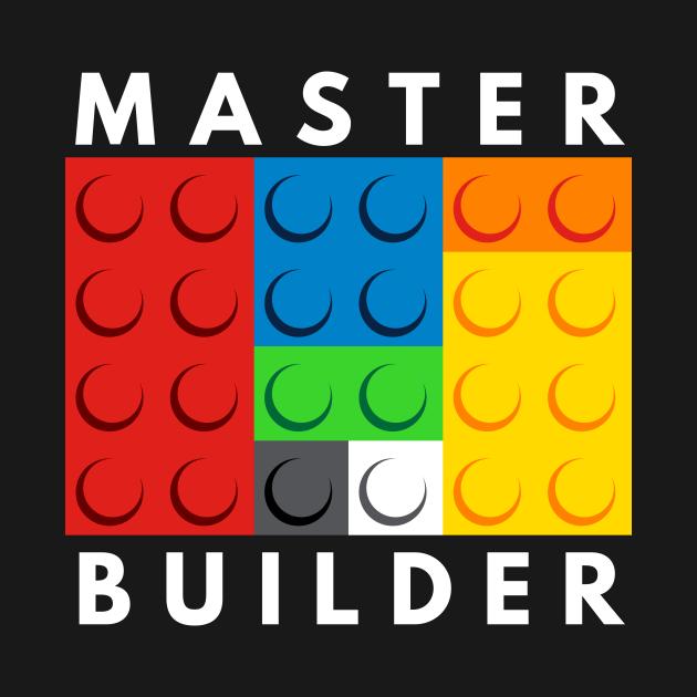 TeePublic: Master Builder