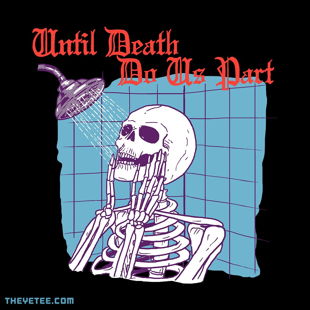 The Yetee: Shower Forever