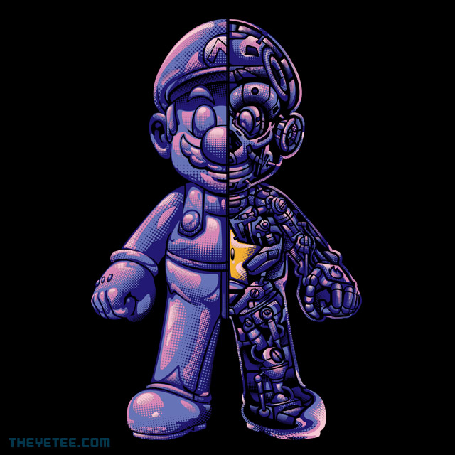 The Yetee: Metal Plumber