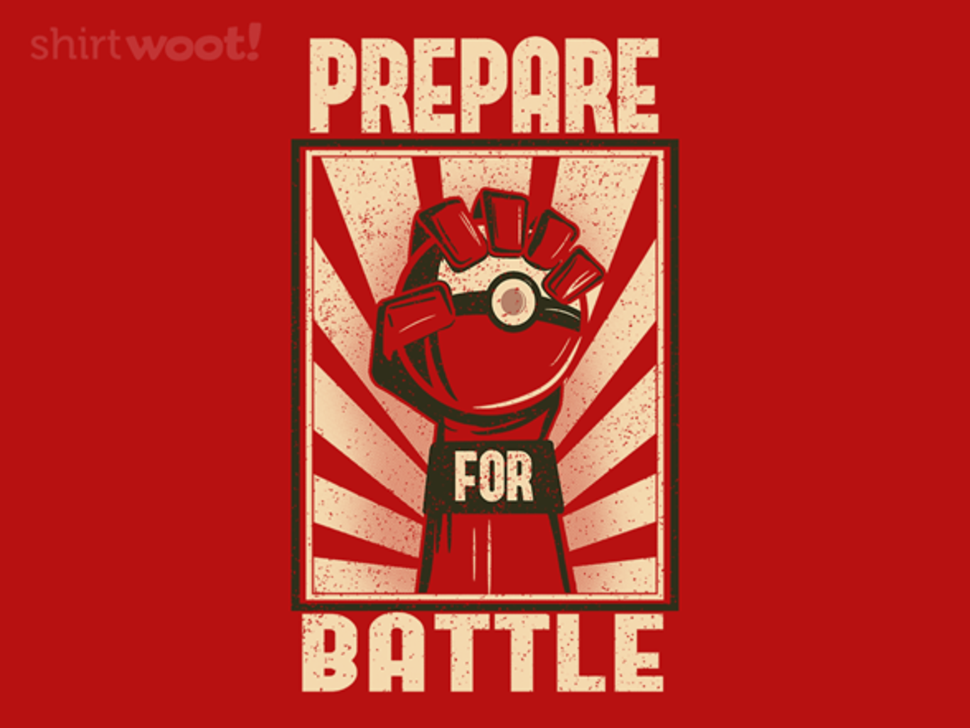 Woot!: Prepare for battle