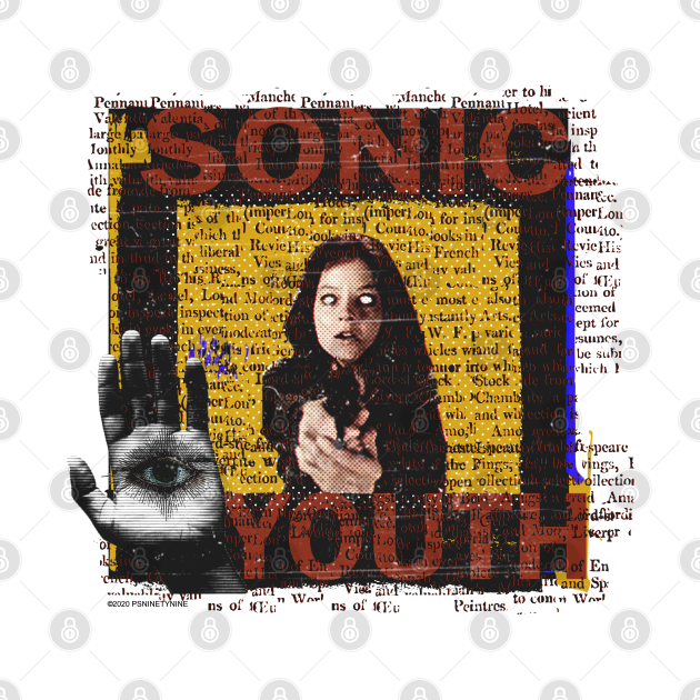 TeePublic: sonic youth