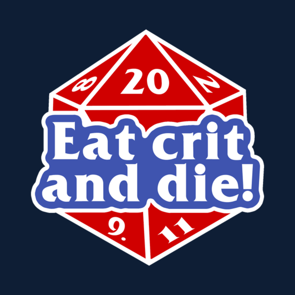 NeatoShop: Eat crit and die! (color)