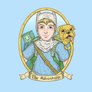 NeatoShop: ADVENTURER KID