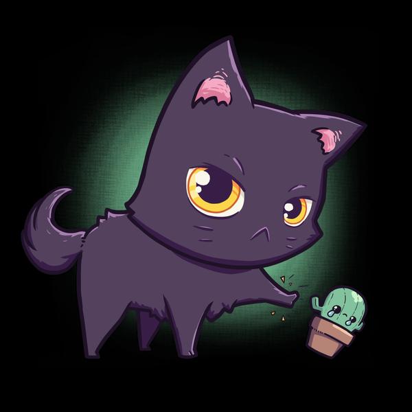 NeatoShop: Cat Hates Spiky Plants