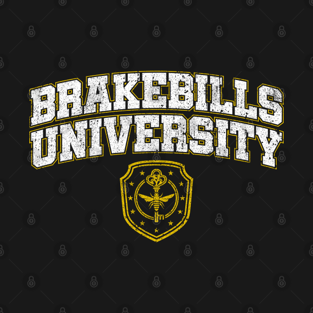 TeePublic: Brakebills University - The Magicians