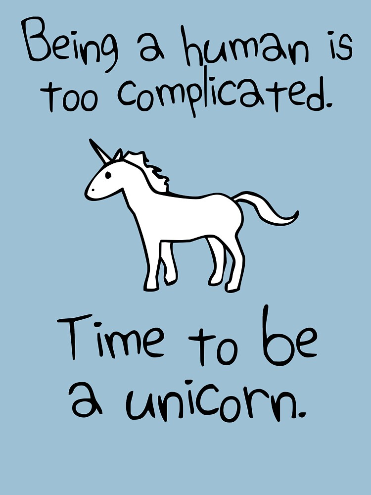 RedBubble: Time To Be A Unicorn