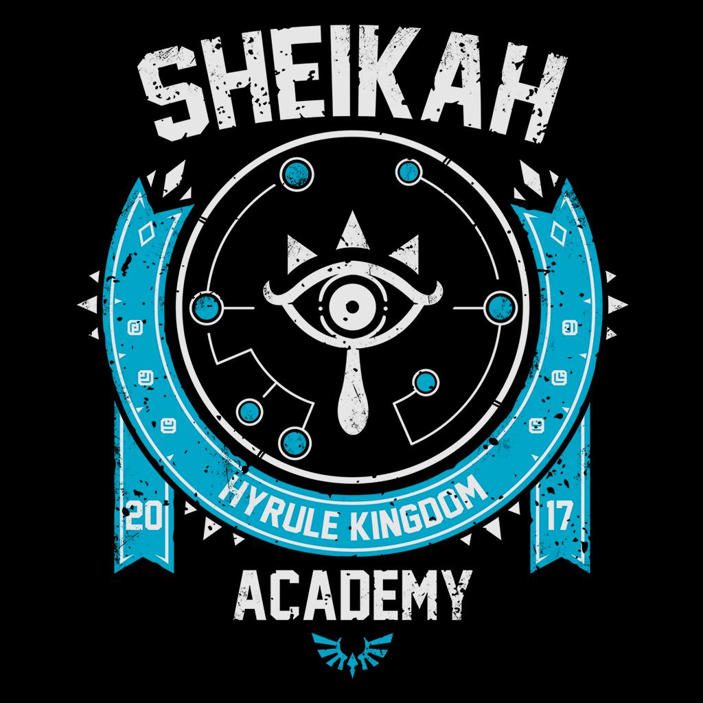 Pop-Up Tee: Sheikah Academy