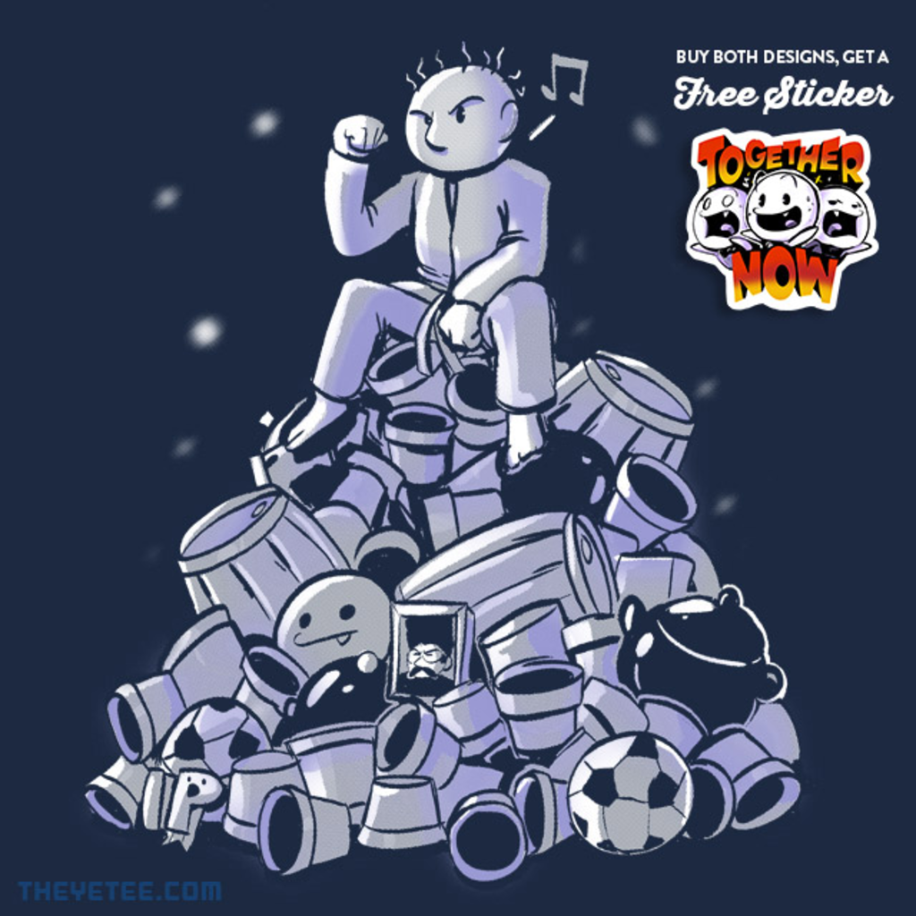 The Yetee: Hey Baby, How's it Going?