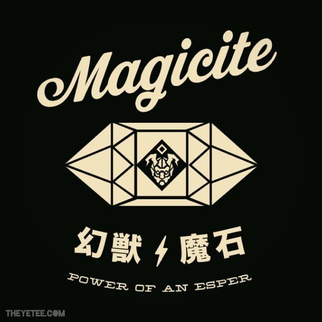 The Yetee: LAST CHANCE: Magicite