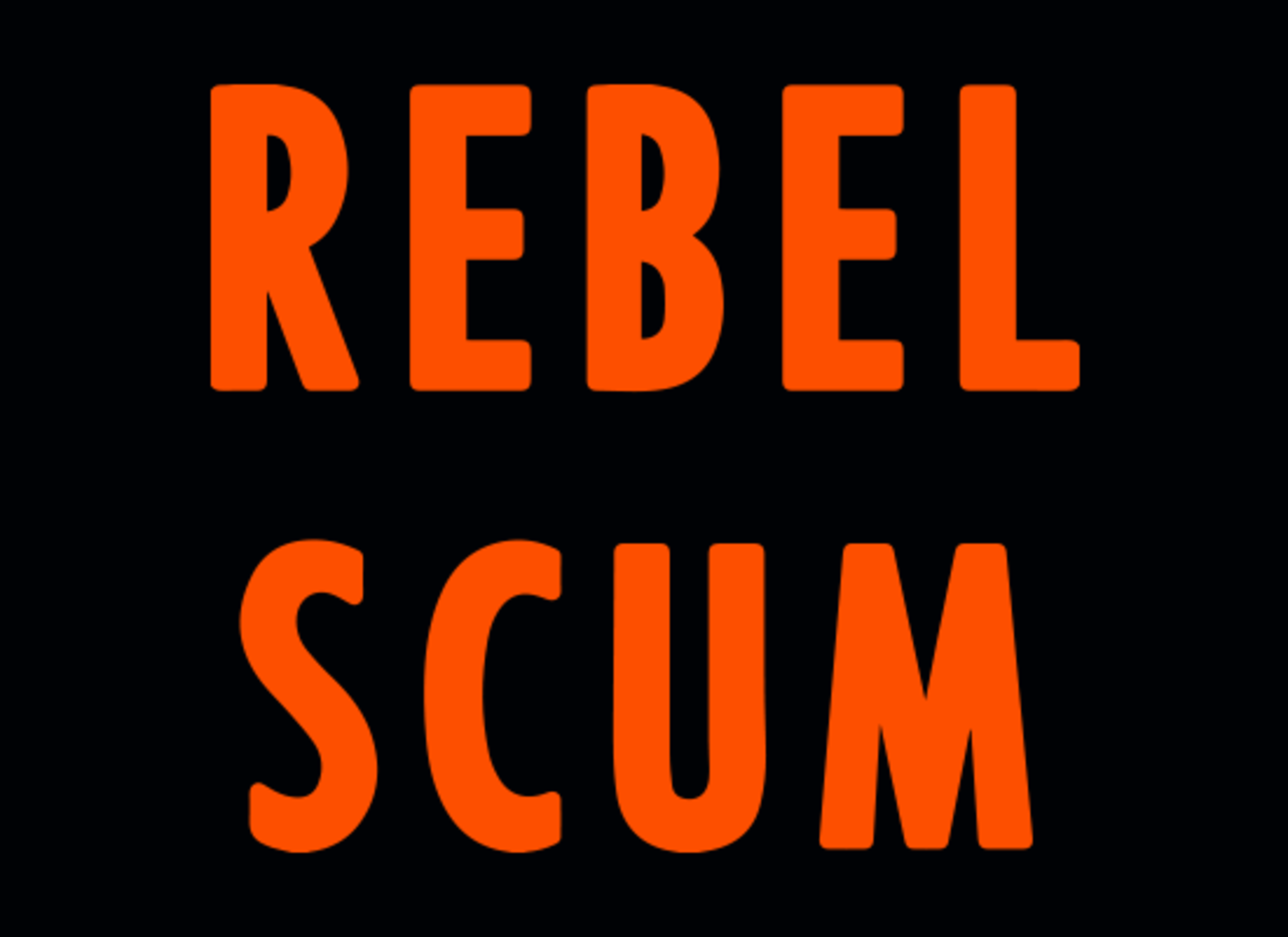 SnorgTees: Rebel Scum