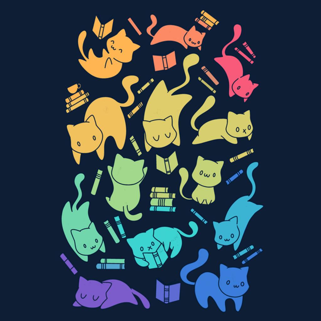 NeatoShop: Cats & Books