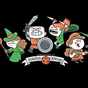 TeeFury: Dungeon Crawlers Association