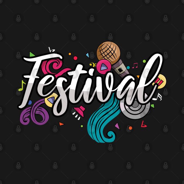 TeePublic: Festival