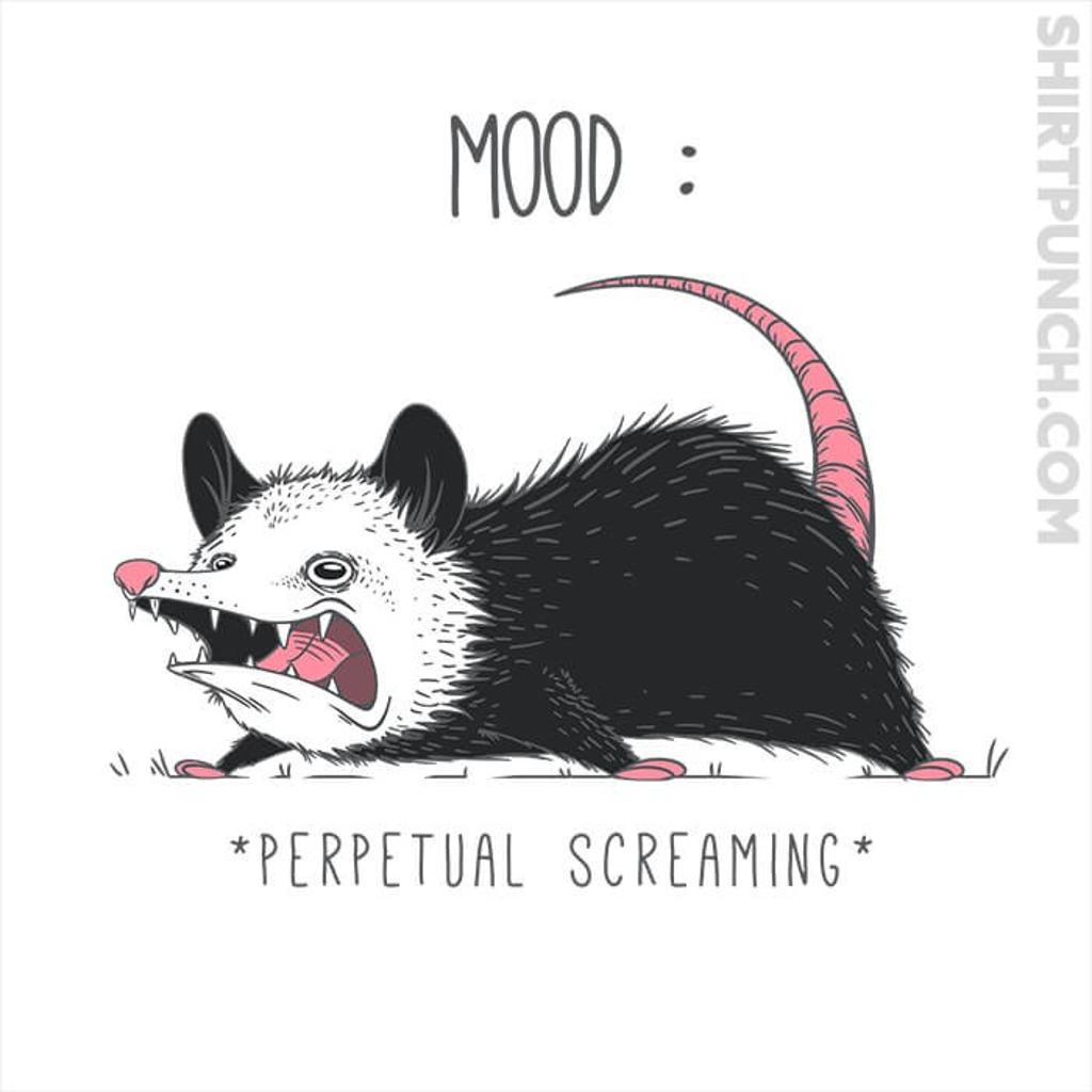 ShirtPunch: Mood Possum