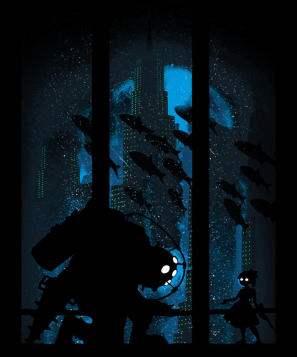 Qwertee: Under the depths