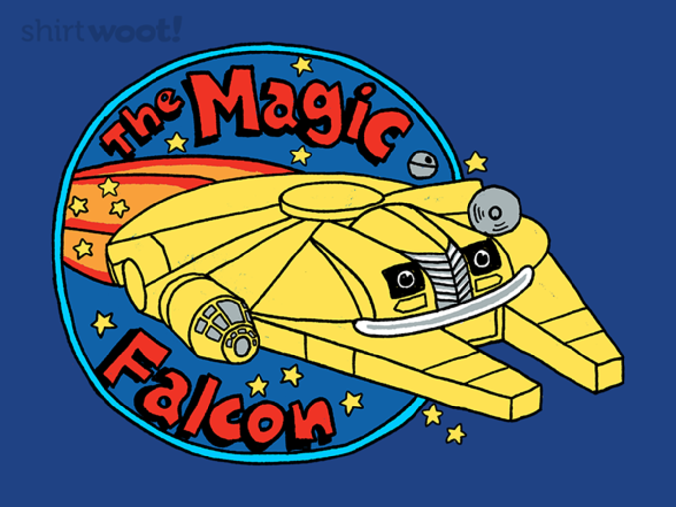 Woot!: The Magic Falcon