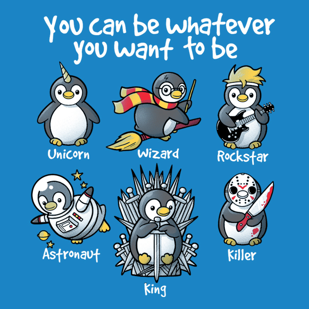 Pampling: Be a Penguin