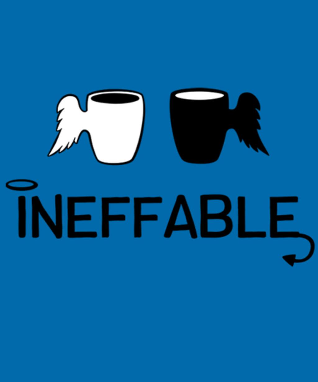 Qwertee: Ineffable