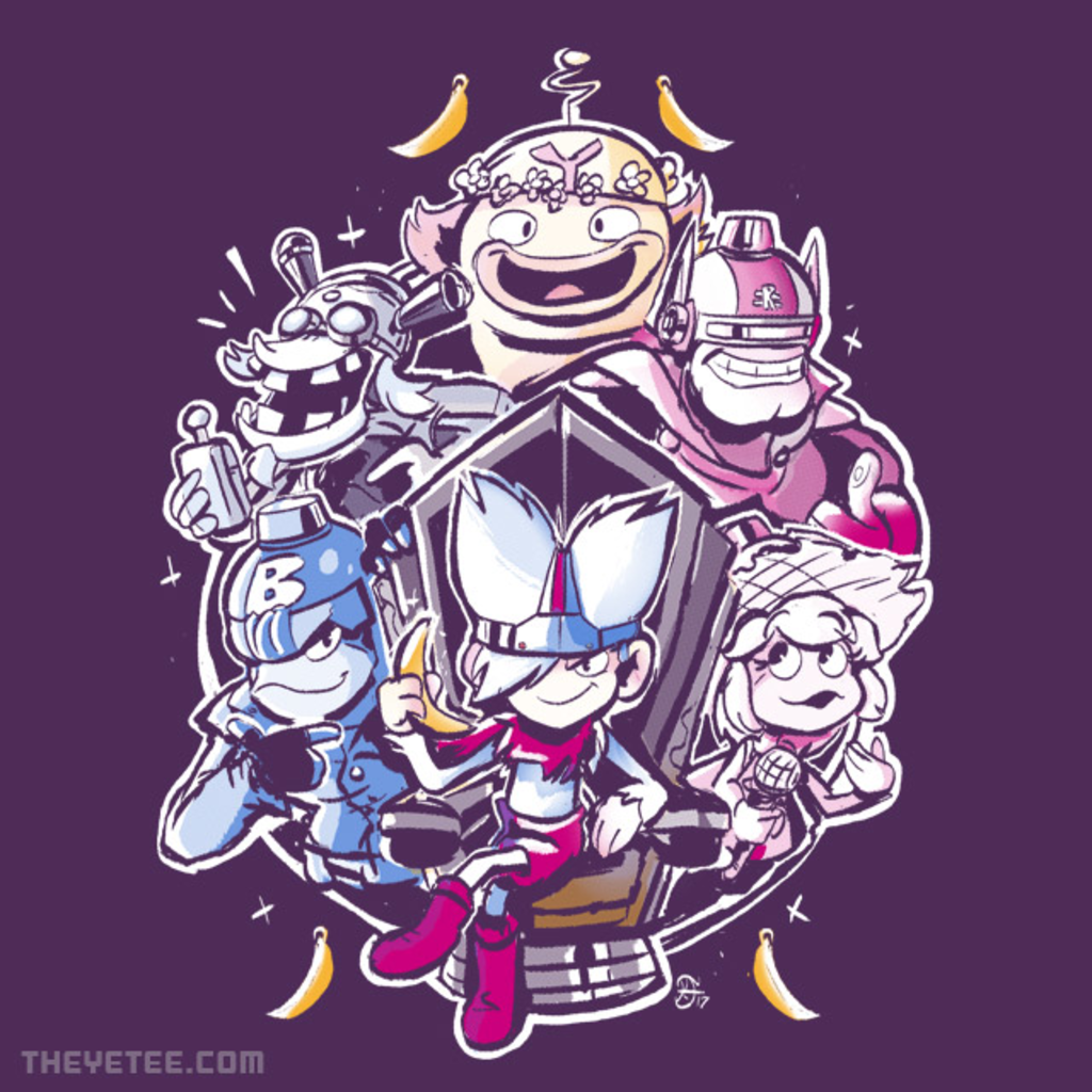 The Yetee: Vita Z