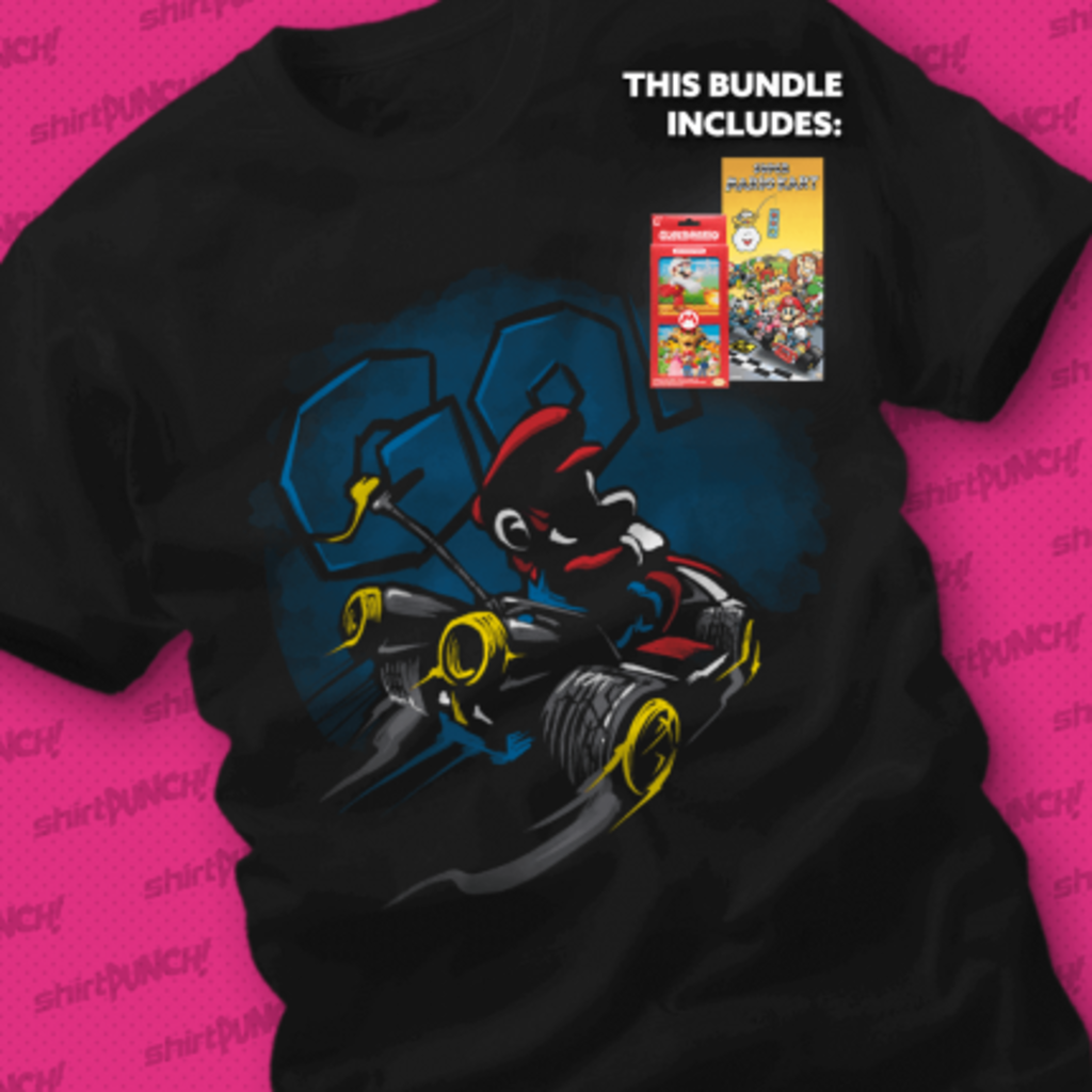 ShirtPunch: Wahoo Bundle!