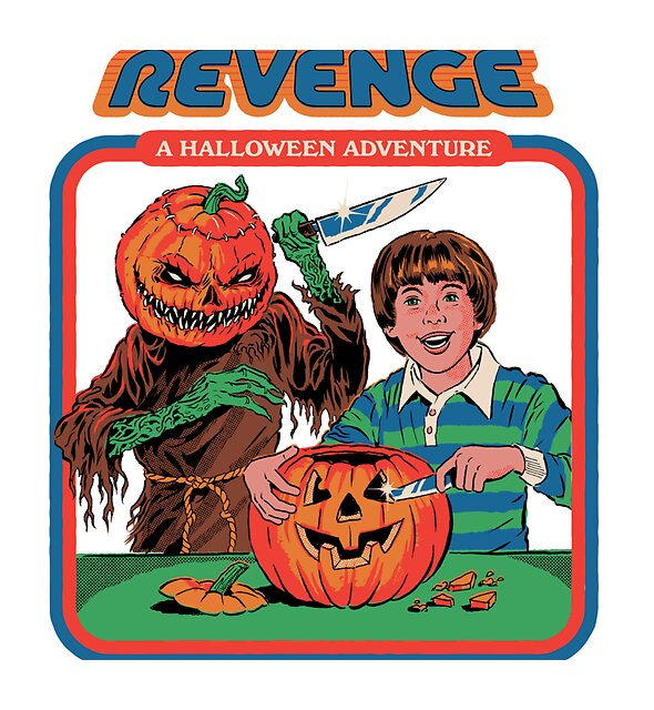 RedBubble: Pumpkins Revenge