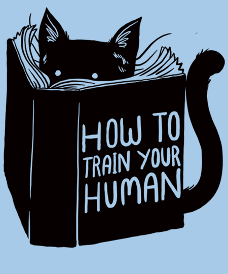 Qwertee: How To Train Your Human