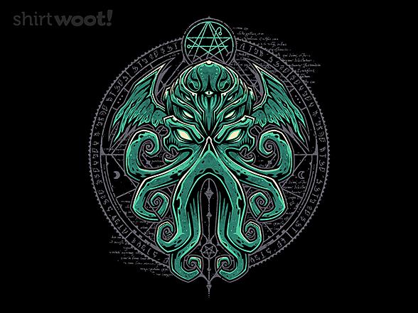 Woot!: Great Cthulhu