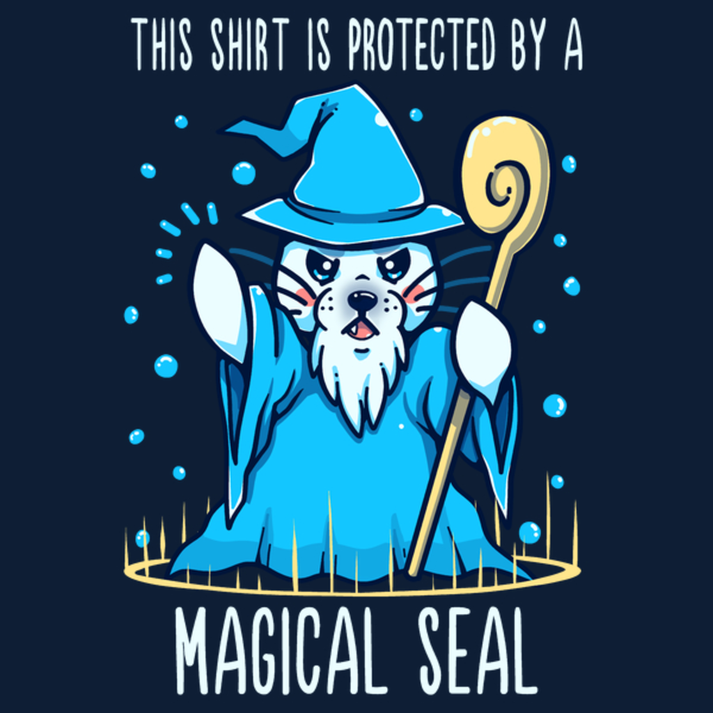 NeatoShop: Protected by a Magical Seal