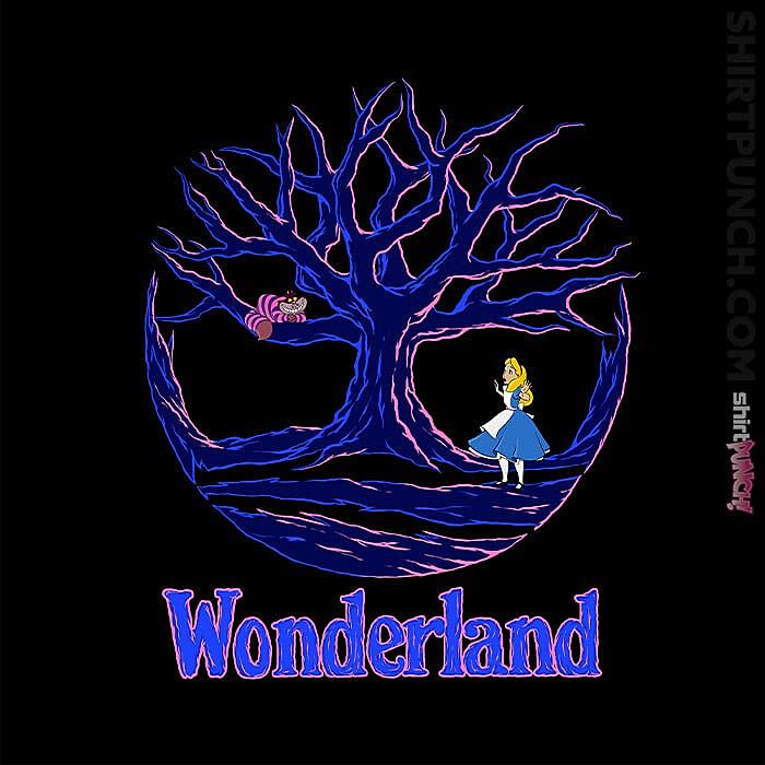 ShirtPunch: Land Of Wonder