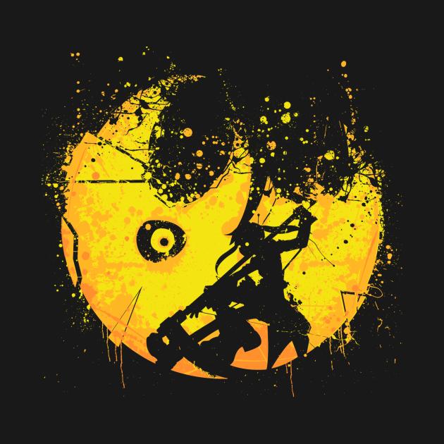 TeePublic: Soul Eater moon dance
