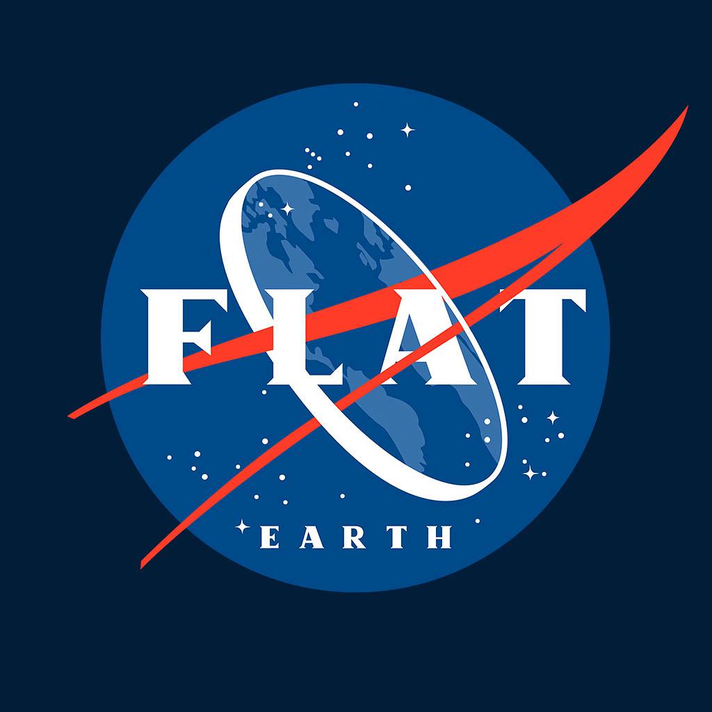 TeeTee: Flat Earth