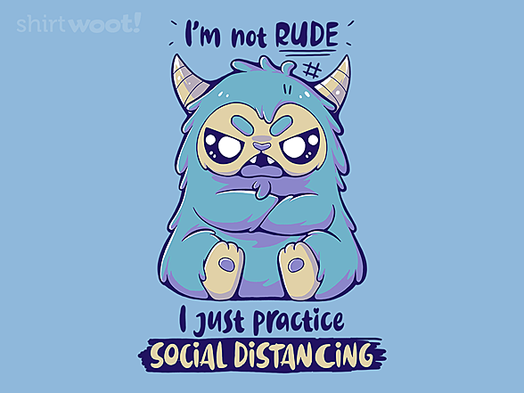 Woot!: I'm Not Rude