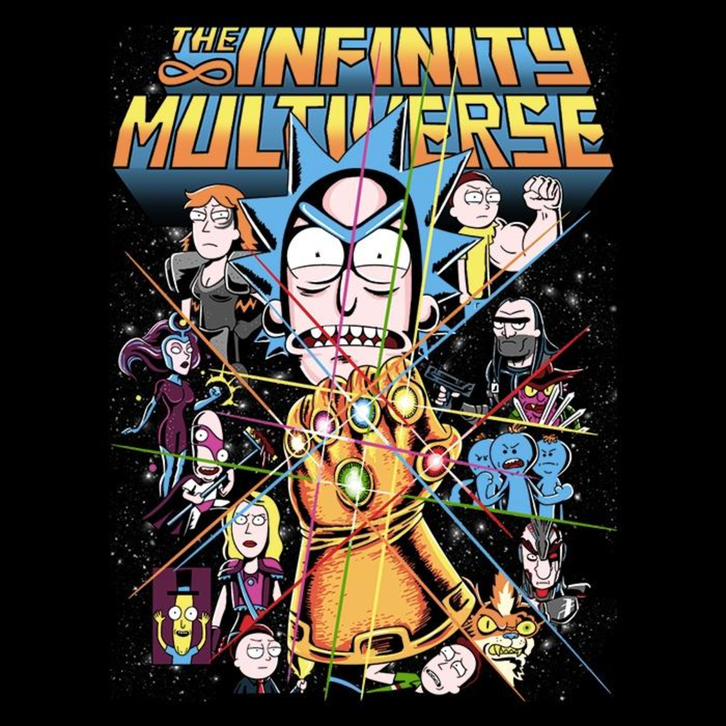 Once Upon a Tee: Infinity Multiverse
