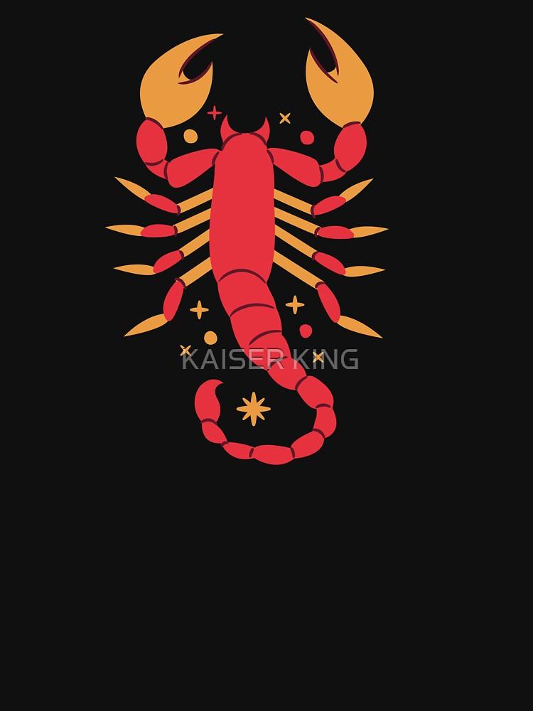 RedBubble: Scorpion