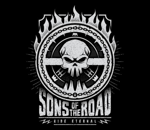 TeeFury: Sons of the Road