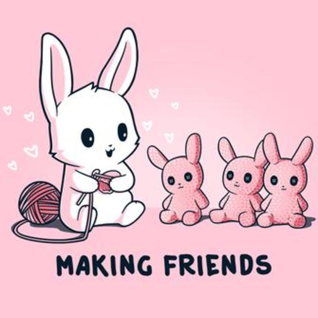 TeeTurtle: Making Friends