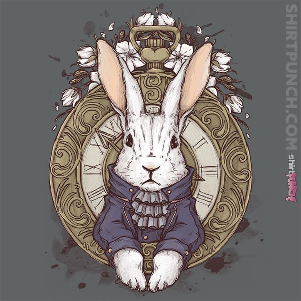 ShirtPunch: The White Rabbit