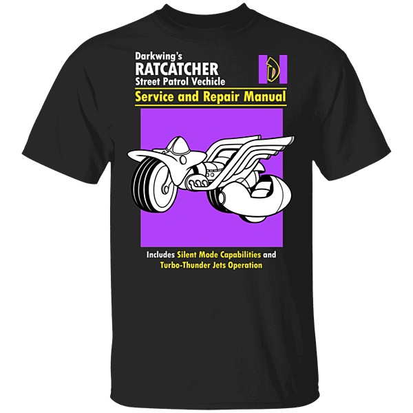 Pop-Up Tee: Ratcatcher Manual
