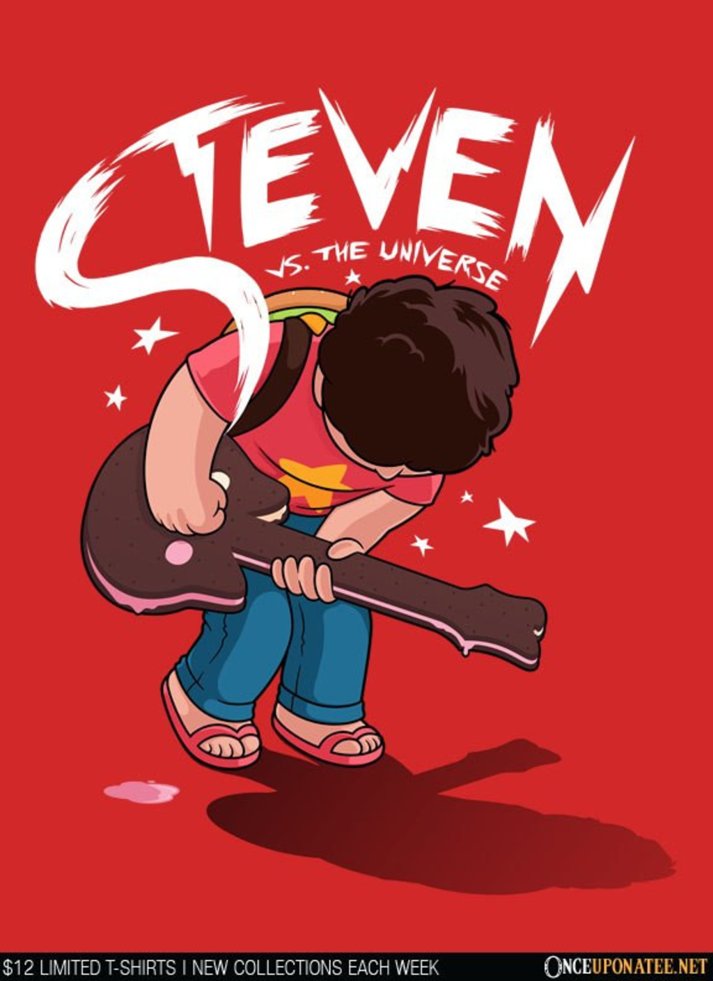Once Upon a Tee: Steven vs. the Universe