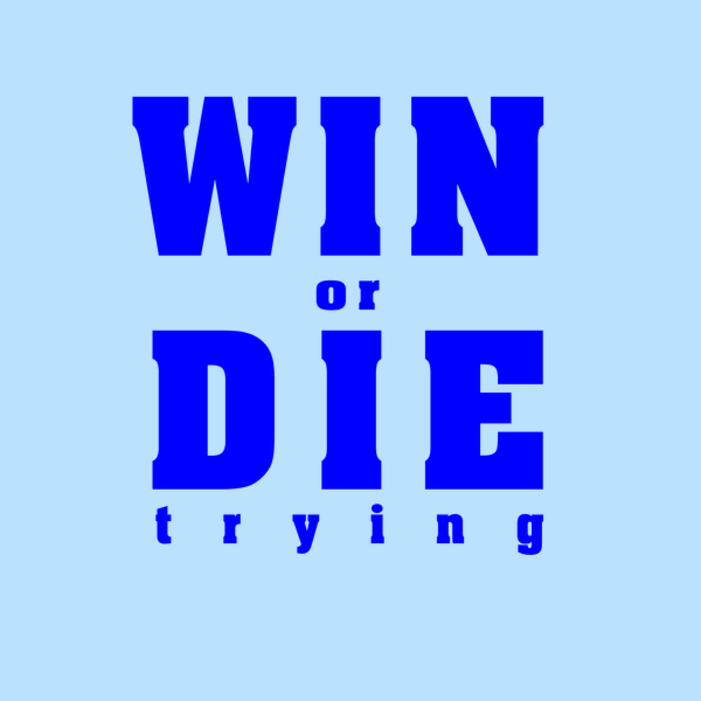 NeatoShop: Win or Die trying BLUE