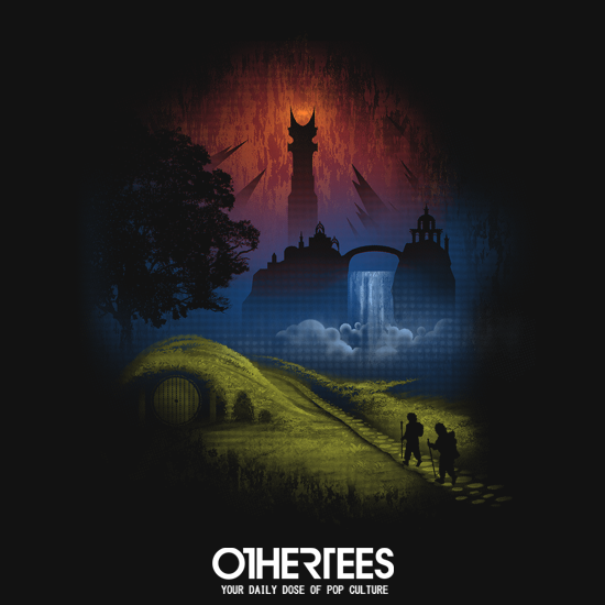 OtherTees: Over the Hill