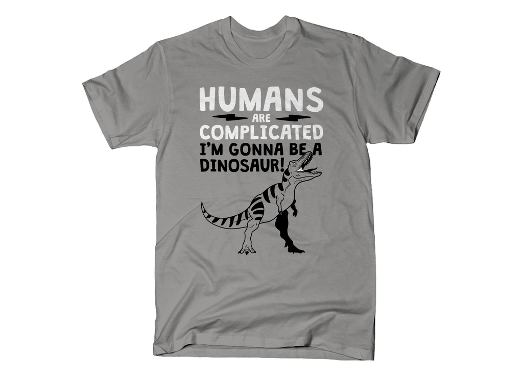 SnorgTees: Humans Are Complicated