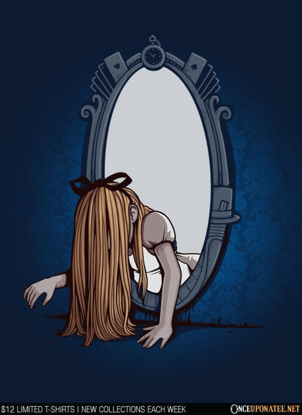 Once Upon a Tee: The Looking Glass