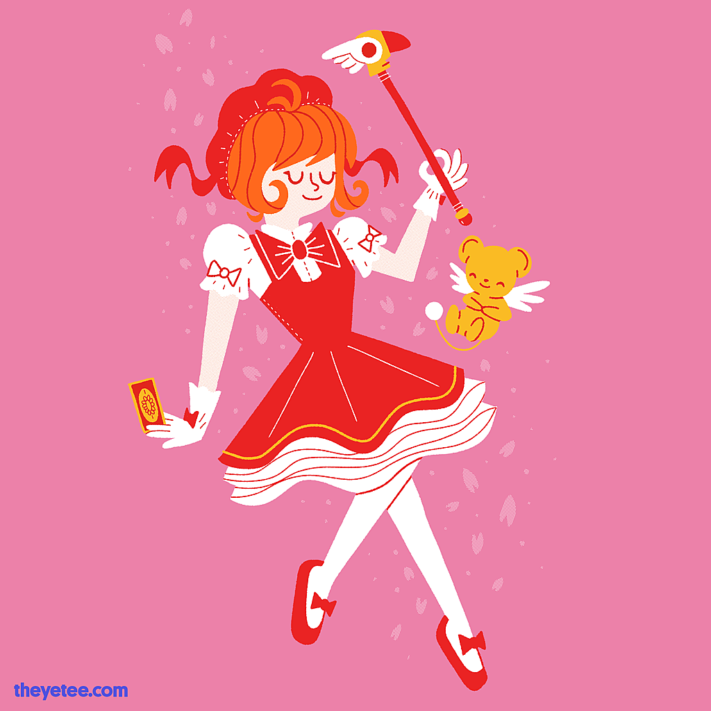 The Yetee: Magic Blossoms
