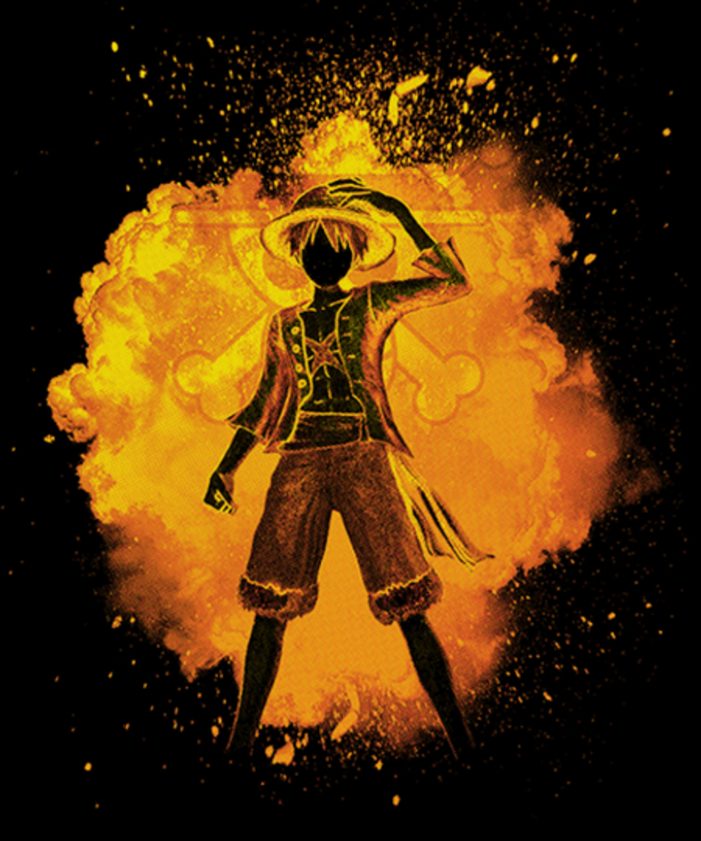 Qwertee: Soul of the Pirate