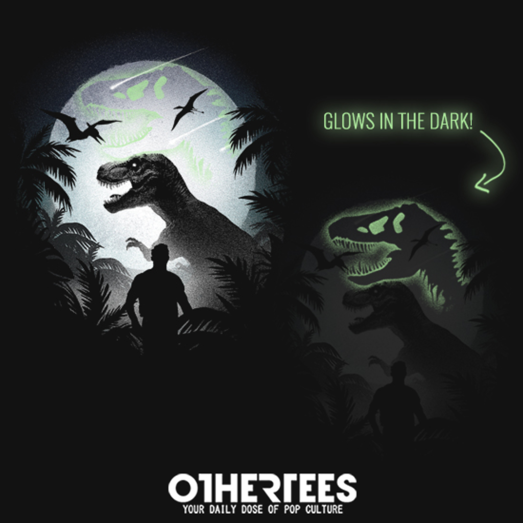 OtherTees: Jurassic Moon